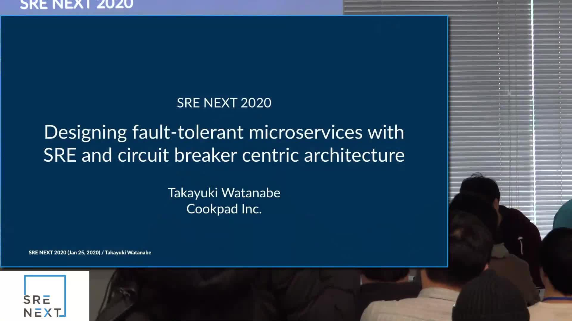Designing fault-tolerant microservices with SRE and circuit breaker centric ...