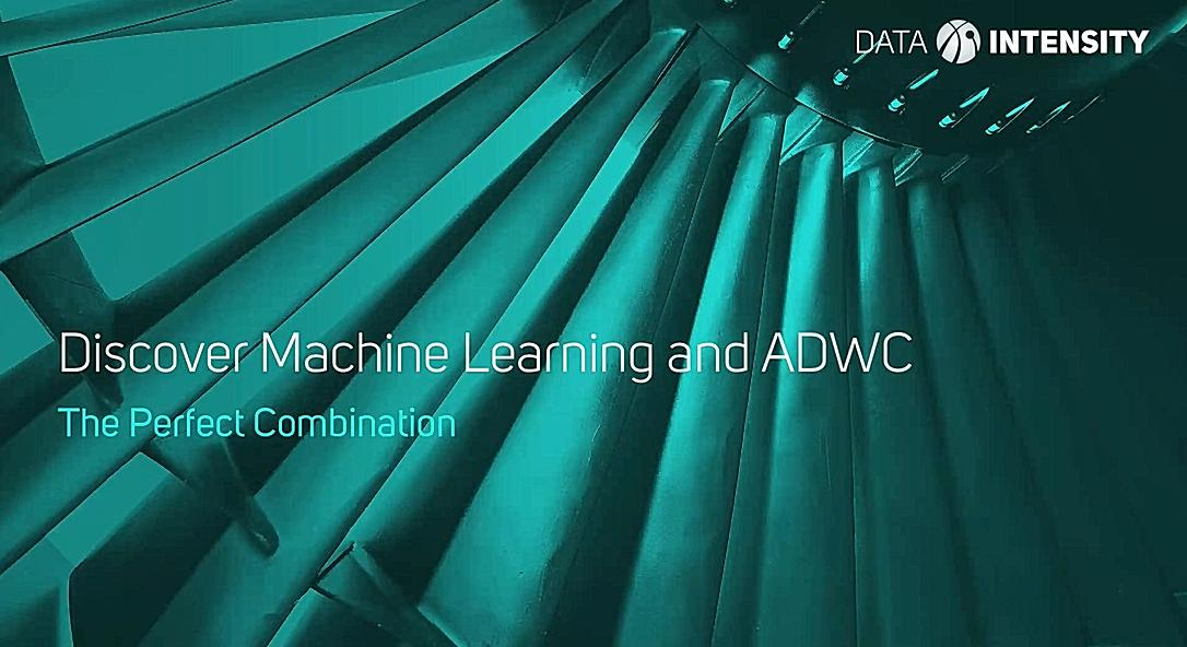 Discover Machine Learning and ADWC - The Perfect Combination