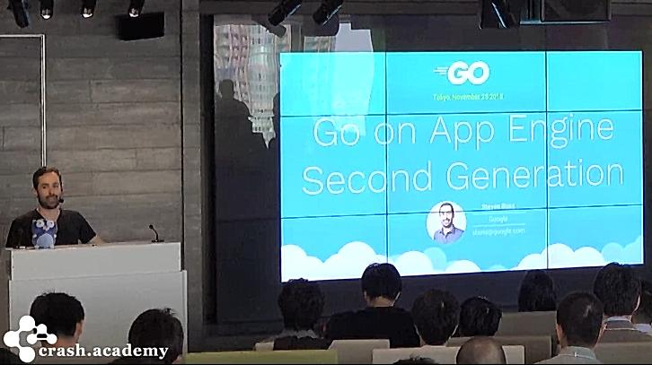 Go on App Engine Second Generation