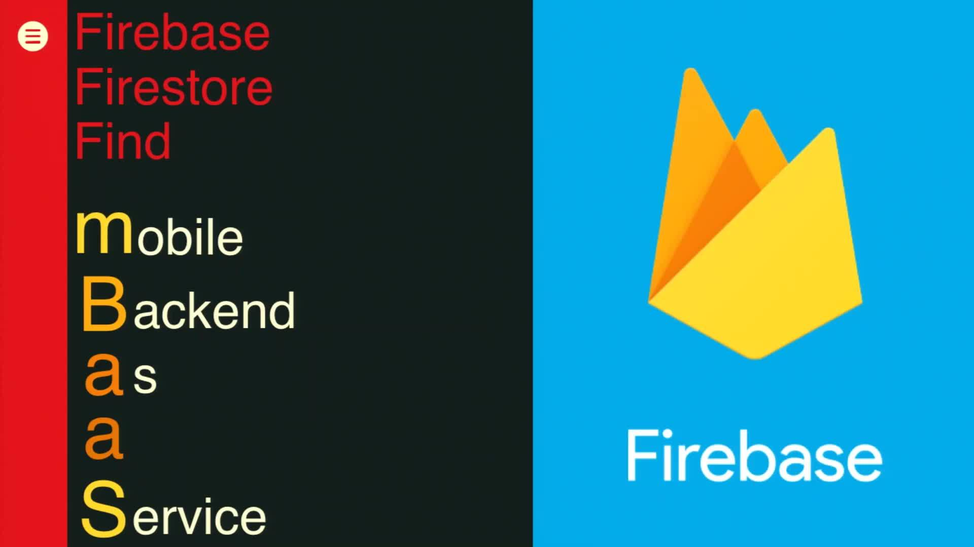 Firebase/Firestoreから覗くmobile backendのサーバーレス