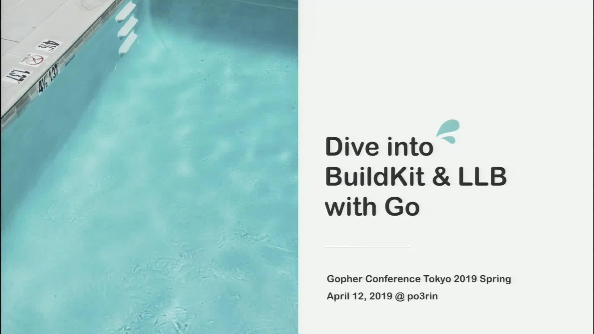 Dive into BuildKit & LLB with Go